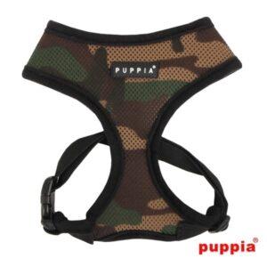 Puppia sele Army Camouflage med PRIS GARANTI