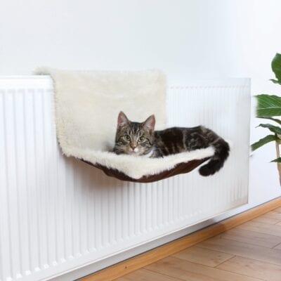 Radiator seng til kat