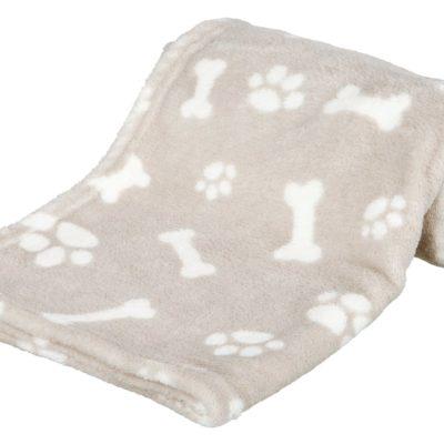 tæppe til hundekurv